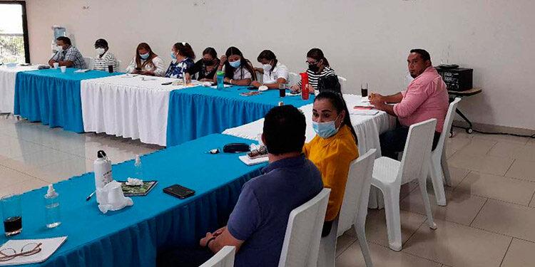 Sindicalistas del INA recibieron capacitación sobre derechos humanos y violencia antisindical.