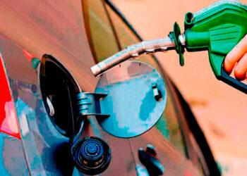 Sobresalen por orden de importancia, los incrementos en gasolina superior, del diésel y de la gasolina regular.