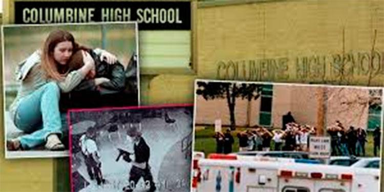 Todavía se recuerda la matanza de jóvenes en la escuela de Columbine, un hecho sumamente lamentable.