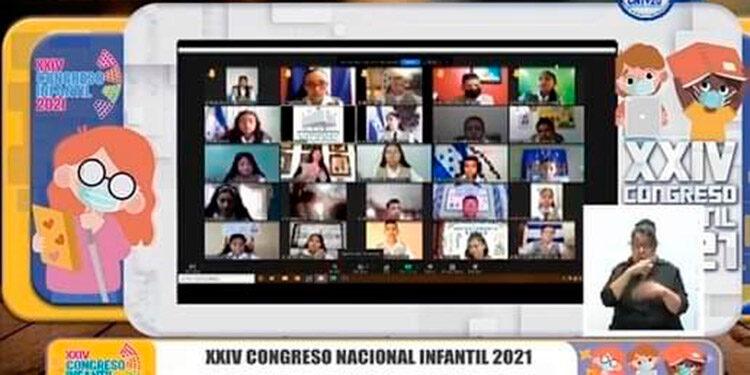 """Mauricio Oliva: """"El compromiso del Congreso Nacional, con la niñez hondureña sigue vivo, es la única manera que podemos avanzar de manera segura y sostenible""""."""
