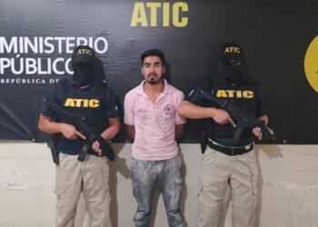 La detención de Fredy López Alemán la realizaron agentes del Departamento de Apoyo Estratégico, Operaciones Especiales y Comunicaciones de la ATIC.