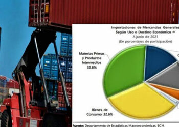 Los recursos se han destinado primordialmente a importaciones de bienes por $7,718.4 millones.