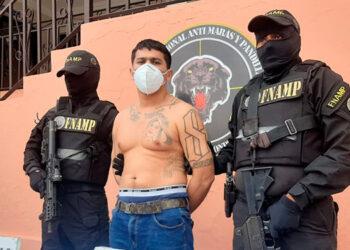 """Efrén Zelaya Ávila, alias """"El Breaker"""", operaba entre las colonias Divanna y Centroamericana y los barrios La Bolsa, Villa Adela y Lempira."""