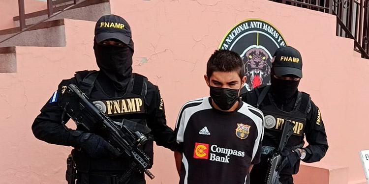 """La acusación contra Edgardo Julián Blanco Aguilar alias """"El Chino"""", fue presentada a través del SEJE."""