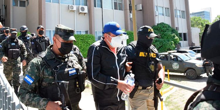 Fredy Donaldo Mármol Vallejo se encuentra a la espera de ser trasladado a EE. UU., a enfrentar los cargos por narcotráfico.