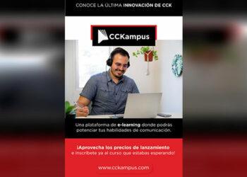 Los usuarios de CCKampus podrán encontrar capacitaciones en diferentes modalidades: cursos libres, curos modulares y workshops y su costo va desde los 15 dólares.