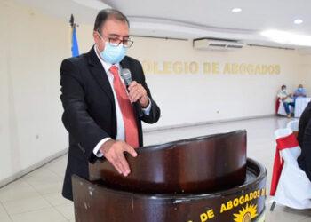 Fredis Cerrato, presidente del CAH.