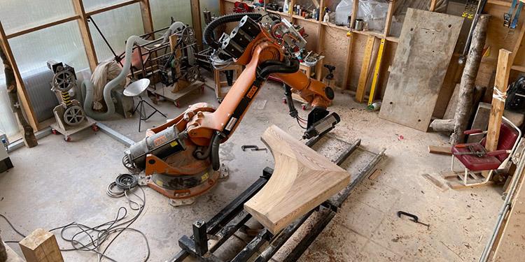 Según los empresarios, el tratamiento de madera en una isla forma parte de las ideas vanguardistas.