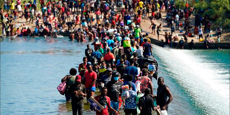 Muchos haitianos han sido deportados