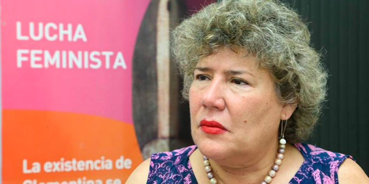 Hilda Caldera.