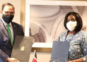 Kenia y Portugal son organizadores de la Conferencia sobre los Océanos, que se realizará en el mes de junio del 2022.