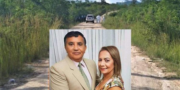 Un velo de misterio rodea las causas del crimen perpetrado contra Óscar Lizandro Salgado y su esposa Nery Esperanza Jiménez Navarro.