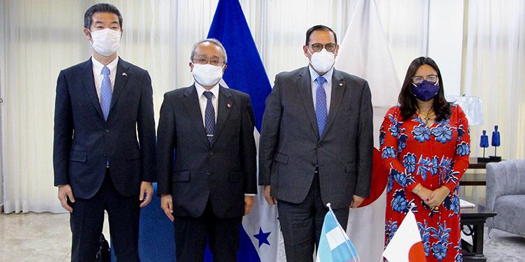 El Japón reafirma el compromiso de apoyar al Pueblo de Honduras en sus esfuerzos de proteger el bienestar social de su población.