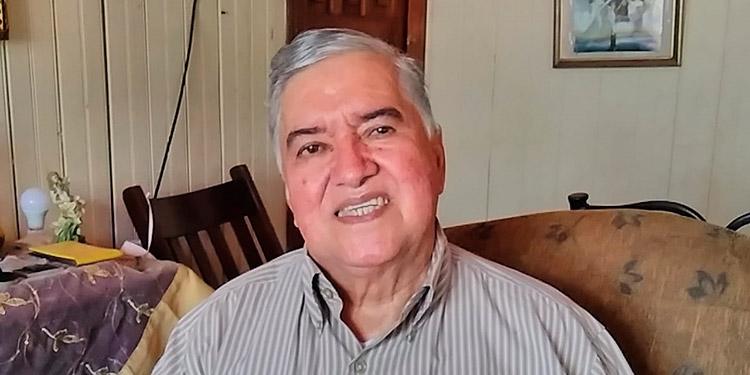 Julio Enrique Flores Zavala.