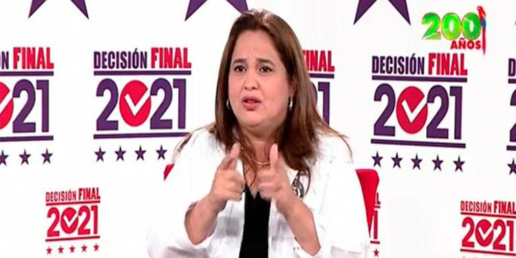 Julissa Villanueva.