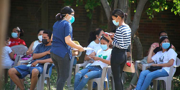 Honduras ha aplicado 4,607,151 dosis de vacunas.