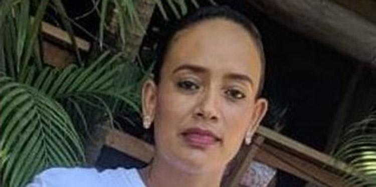 La joven herida fue identificada como Luz Maldonado.