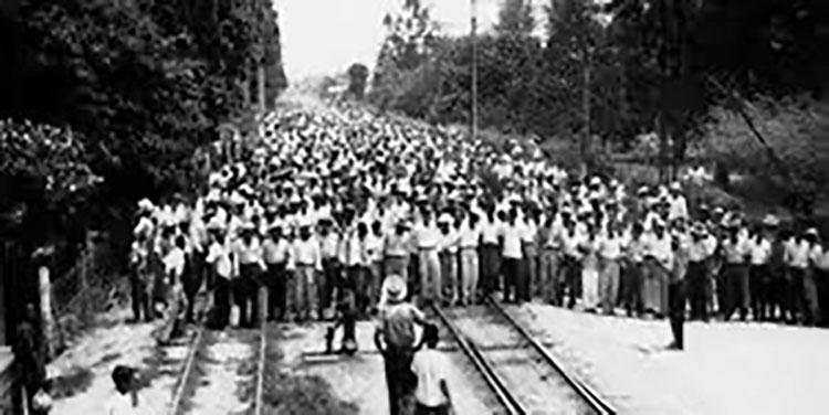 La huelga de 1954 dio origen a las leyes labores de la actualidad.