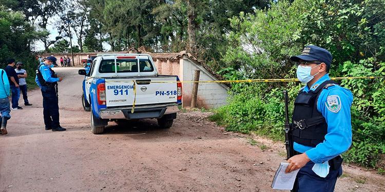 Ayer en la mañana en la capital se desencadenó una serie de crímenes reportaron agentes policiales.