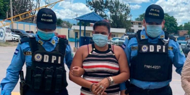 A María Margarita González Bonilla le siguen diligencias por los delitos de asesinato, homicidio y asociación ilícita.