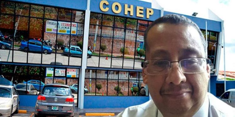 """Santiago Herrera: """"De cada diez pesos que producimos en este país, cinco se los consume el gobierno. Es más de lo mismo""""."""