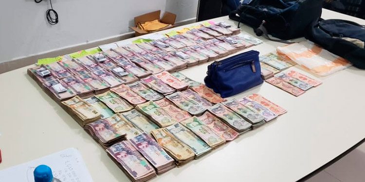 Los detenidos junto a la evidencia ayer mismo fueron remitidos al Ministerio Público para que continúe con el debido proceso legal.
