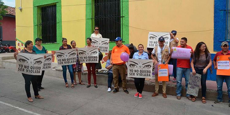 El CDM mantiene su conclusión que cada tres horas una mujer o niña es víctima de violación en Honduras.