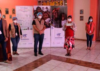 El fondo consiste en una ayuda financiera que va desde 3,000 a 10 mil lempiras, para evitar la reincidencia de migración.