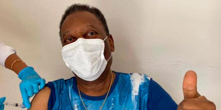 Pelé ya cumplió una semana de estar en cuidados intensivos.