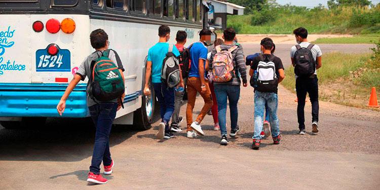 Funcionarios de 23 instituciones participaron en la socialización de la nueva política migratoria.