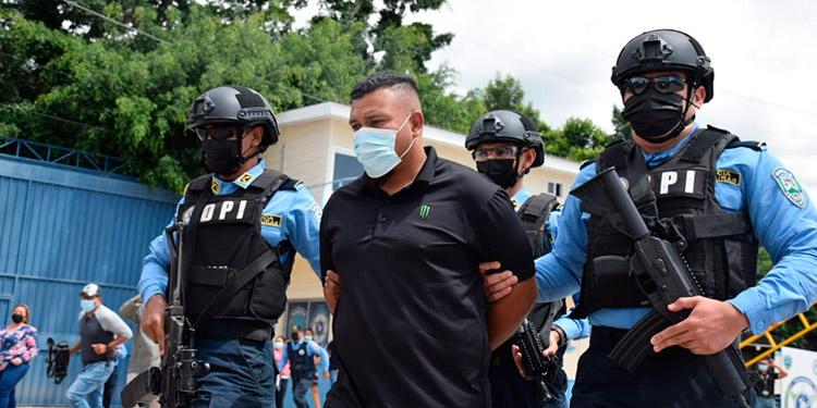 Walter Antonio Matute continuará tras las rejas, acusado de participar en el asesinato de la exdiputada Carolina Echeverría.