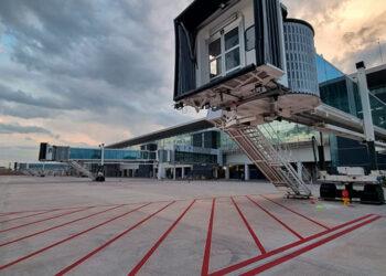 La parte operacional de Palmerola permite tener vuelos más seguros.