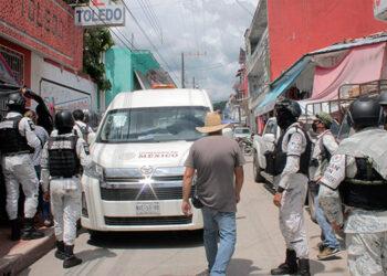 En la última semana habían salido tres caravanas desde Tapachula con varios centenares de migrantes, en su mayoría haitianos, centroamericanos y venezolanos. (LASSERFOTO EFE)