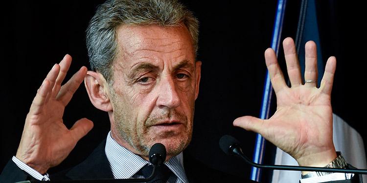 El expresidente de Francia, Nicolas Sarkozy, fue condenado a un año de arresto domiciliario por financiamiento ilegal en la campaña para su fallida reelección en 2012, (LASSERFOTO AFP)