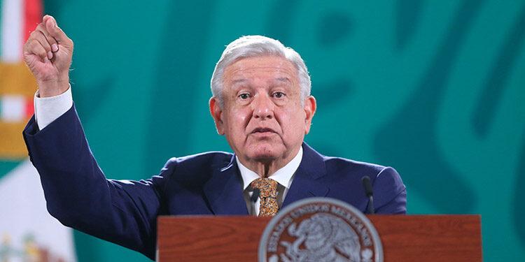 Andrés Manuel López Obrador. (LASSERFOTO EFE)