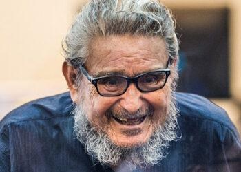 Abimael Guzmán. (LASSERFOTO AFP)
