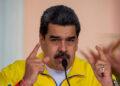 Nicolás Maduro. (LASSERFOTO EFE)