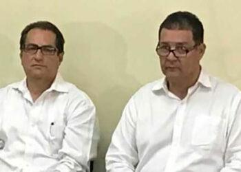A Javier Rodolfo Pastor Vásquez y Carlos Montes Rodríguez se les acusa de lavado de activos y cohecho pasivo impropio.