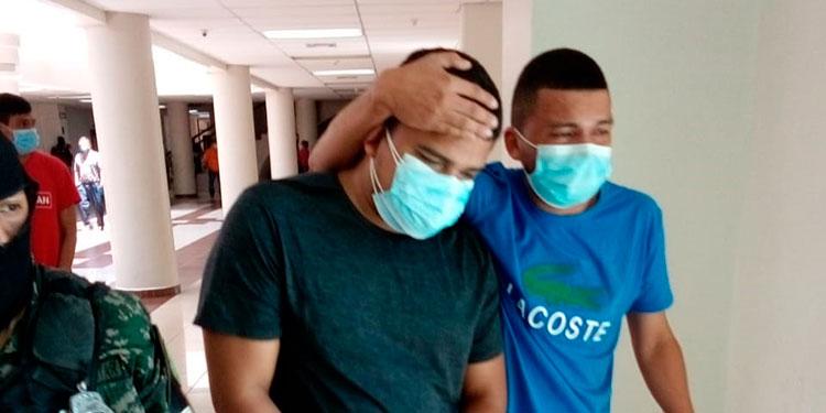 El taxista Cristhian Rafael Reyes Montufar fue denunciado por una pasajera que lo acusó de haberla asaltado y manoseado.