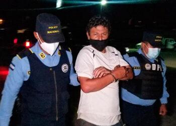 Luis David Álvarez Hernández (44) fue capturado en el barrio Guanacaste, acusado de intentar violar a una mujer.