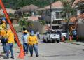 Las cuadrillas de la ENEE y EEH, continuarán con el operativo en la zona de mayor plusvalía en esta ciudad.