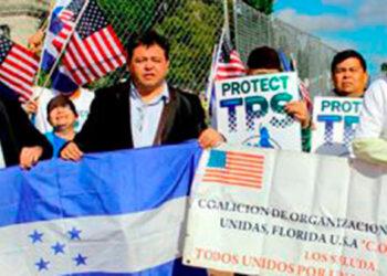 El gobierno espera que también se conceda un TPS a los hondureños afectados por las tormentas Eta e Iota.