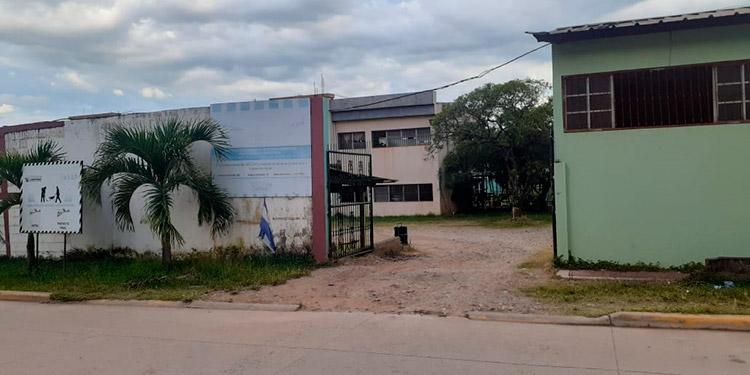 """El triaje del Instituto """"18 de Noviembre"""" y el barrio Calona prosiguen las atenciones a pacientes COVID-19."""