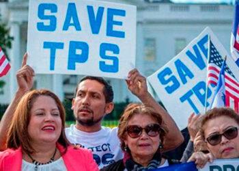 La vigencia del TPS activo vence el 4 de octubre del 2021 y la nueva ampliación sería por 15 meses y estaría vigente hasta finales del 2022.