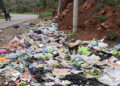 En El Chagüite, jurisdicción de San Antonio de Oriente, está un basurero localizado a unos cinco kilómetros y medio partiendo de la posta policial de Villa Vieja de Tegucigalpa.
