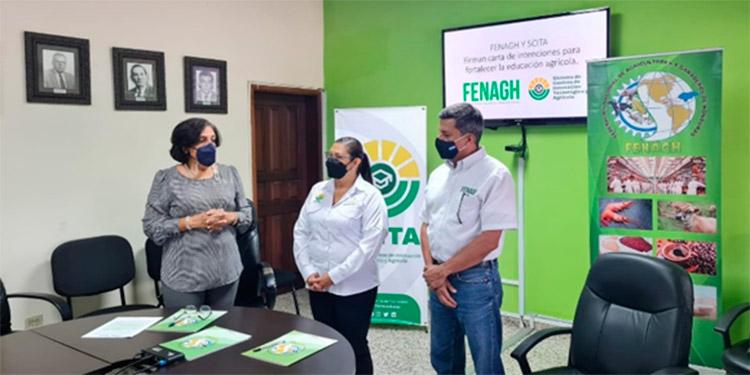 La alianza busca desarrollar programas de investigación agrícola.