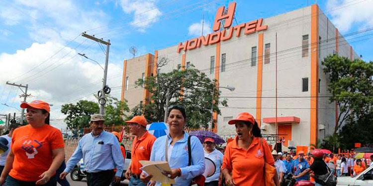 L650 millones ingresaron a Hondutel el 2020.