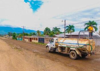 El proyecto se encuentra en obras preliminares previo a la colocación de la losa de concreto hidráulico en las vías.