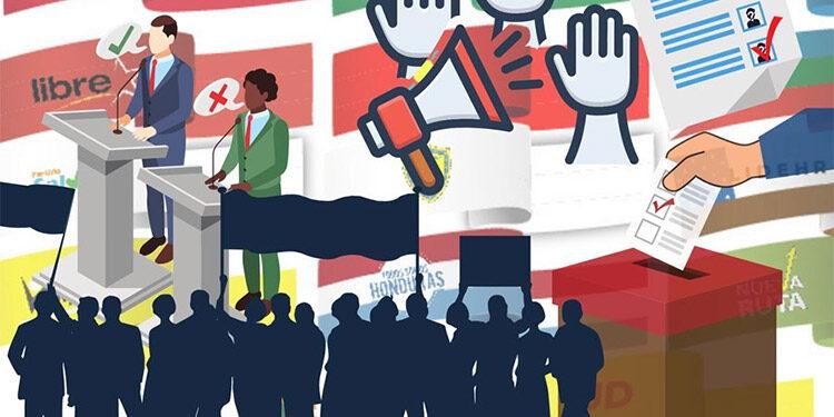 Conforme avanza, la campaña electoral entre más de 40 mil candidatos.