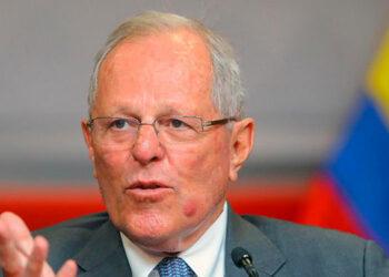 En la imagen, el expresidente peruano Pedro Pablo Kuczynski. EFE